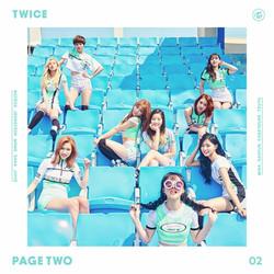 TWICE PAGE TWO Album Mint KPS