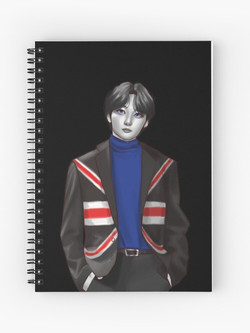 Spiral Notebook £9.71