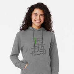tae crossword hoodie