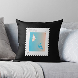 Throw pillow from £13.80
