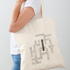 yoongi crossword bag