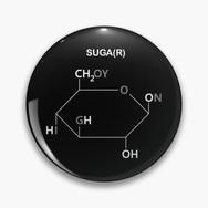 suga compound badge