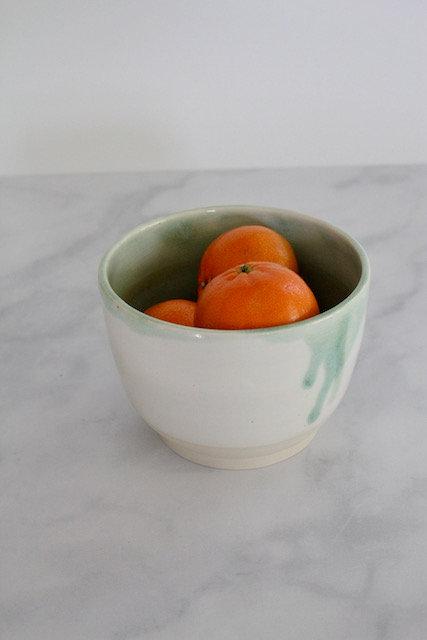Seafoam bowl