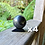 Thumbnail: 4 x 6cm Polished Shungite Sphere (w/ Small Stand)