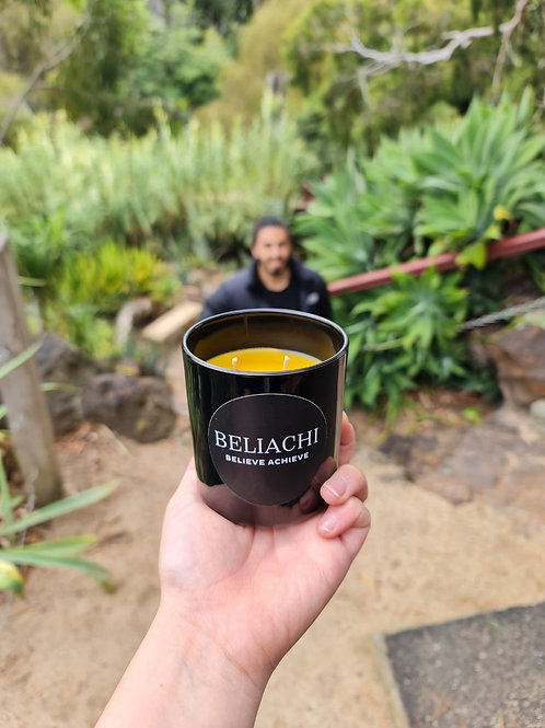 Blessfruit x Beliachi Candle