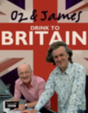 Oz Clarke, James May 'Drink To Britain'.