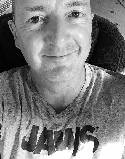 Simon Toseland, award-winning ghostwriter based in Bristol.