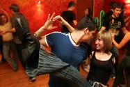 Salsa in Poland! Good times...