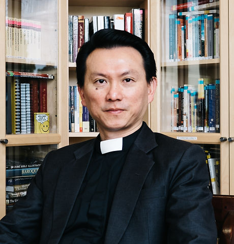 Rev. Budy Setiawan