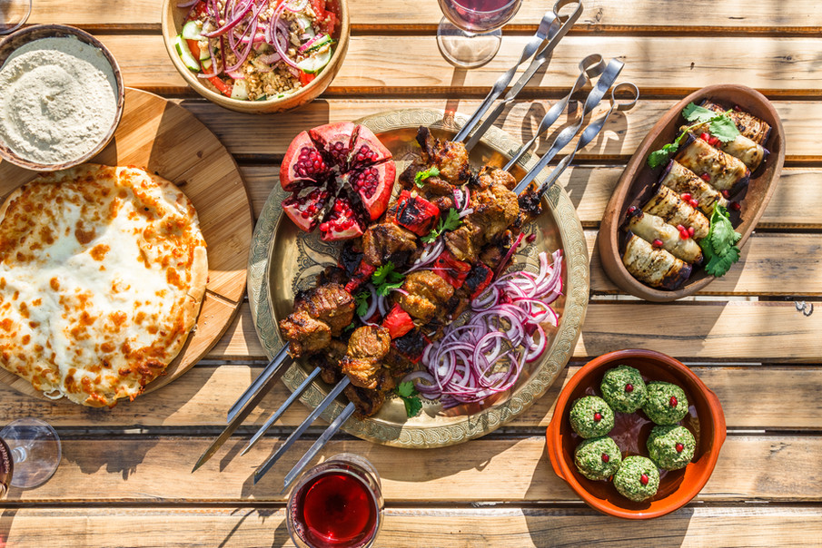 shish-kebab-or-shashlik-grilled-meat-ske