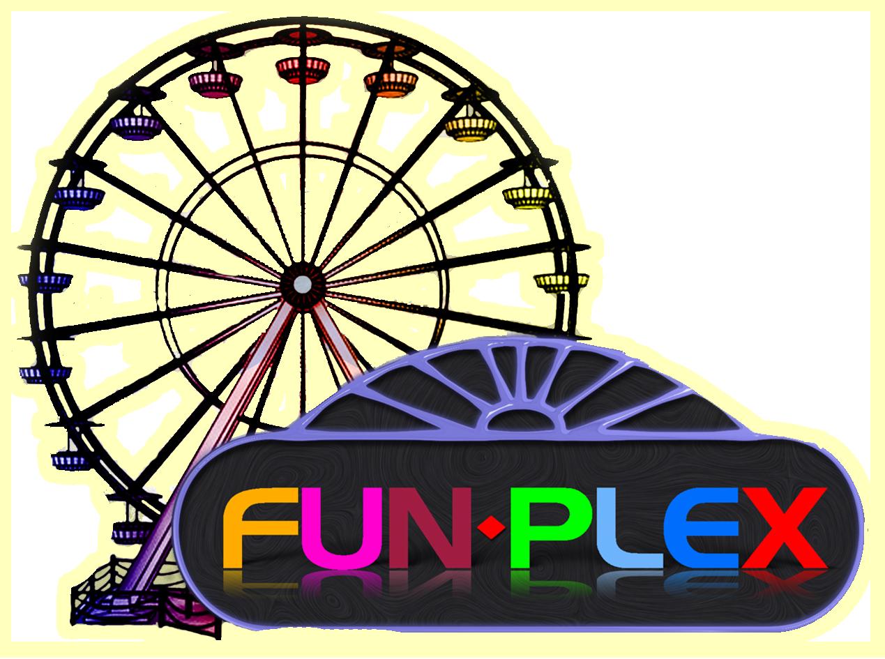 logo funplex 2 transparente