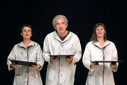 Acteurs et Pupitres 2009 - Simon Mathey.