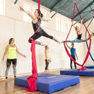 Aerial Silks- Session 2