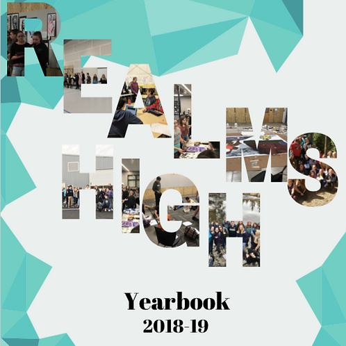 Realms High School YEARBOOK