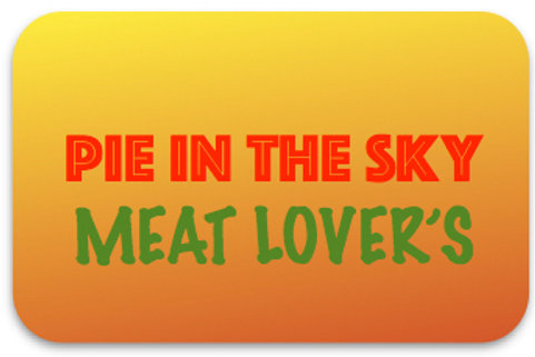 Take & Bake Pizza - Meat Lover's