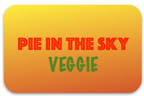 Take & Bake Pizza - Veggie