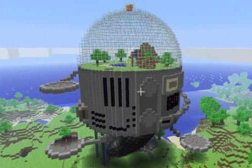 Minecraft - 1st Trimester
