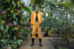 Solar magazine story editorial fashion menswear mens style greenhouse cactus earth dsqaued2 dsqaured louis vuitton calvin klein msgm dirk bikkemberg ysl saint laurent flowers trees