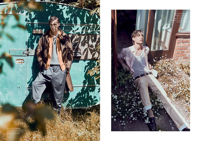client magazine editorial story playboy decade dsqaured2 gucci owen louis vuitton moschino house