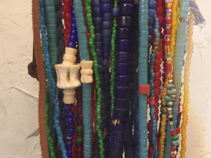 Antique Beads Necklaces