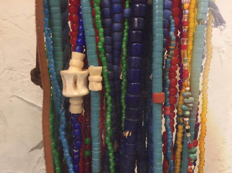 Antique Beads Necklaces