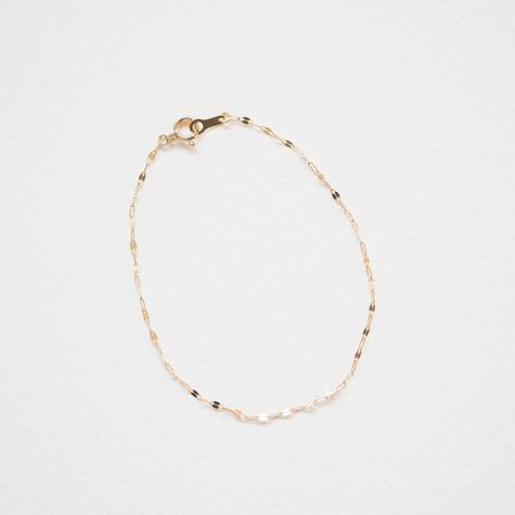 k10delicate chain bracelet1