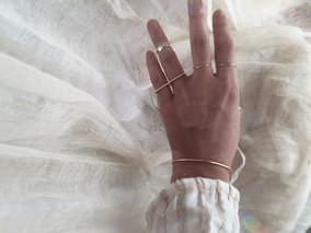 K10 Thin nackle ring