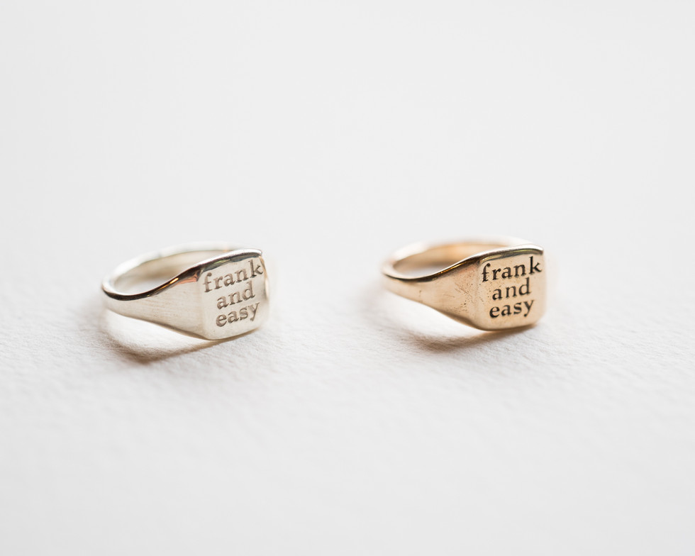 frank and easy sign ring2