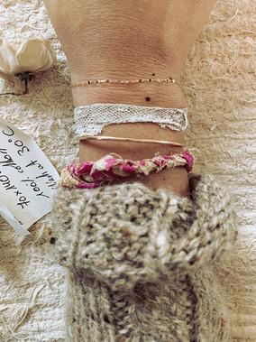 k10_delicate chain bracelet