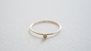 Petite Diamond Ring 販売時期について
