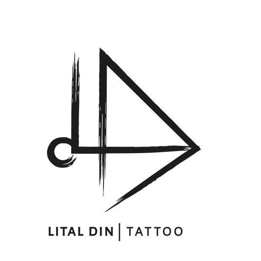 logo lital din tattoo berlin