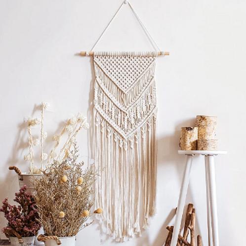Bohemian Woven Wall Hanger