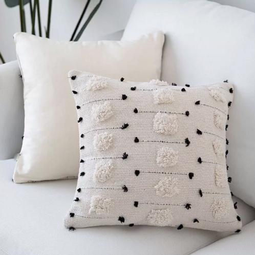 Amelia Woven Pillow Cover