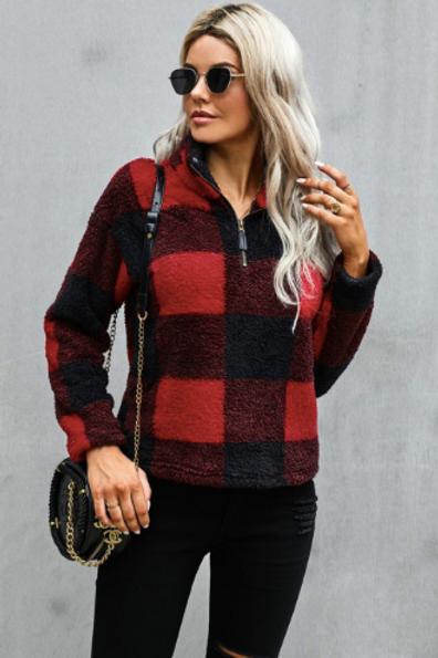 Lumberjack Pullover