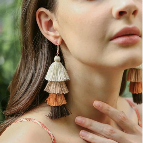 Point Loma Drop Earrings