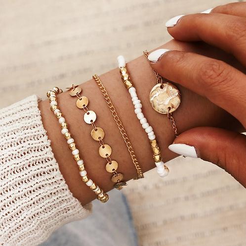 St. Barts Bracelet Set