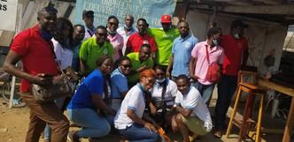 MIFA à Douala_Remise de dons à l'ophélinat OSV