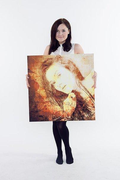 Digital портрет Портрет в стиле digital на матовом холсте. Размер 75х75 см.jpg