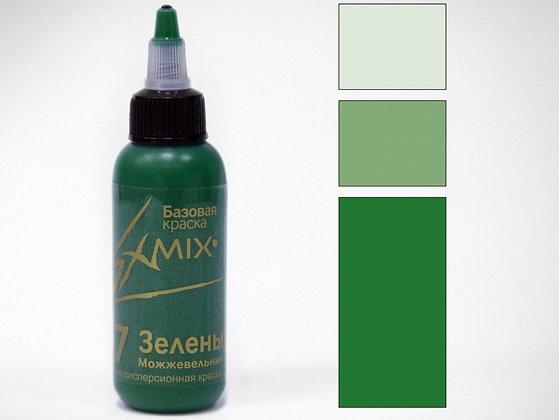 Exmix зеленый можжевельник, 60мл