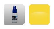 Краска для аэрографии на ногтях - Лимонный кекс