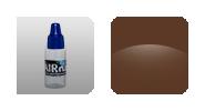 Краска для аэрографии на ногтях - Молочный шоколад