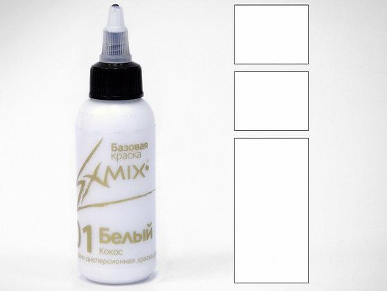 Exmix белый кокос, 60мл