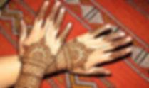 Аэрография на ногтях