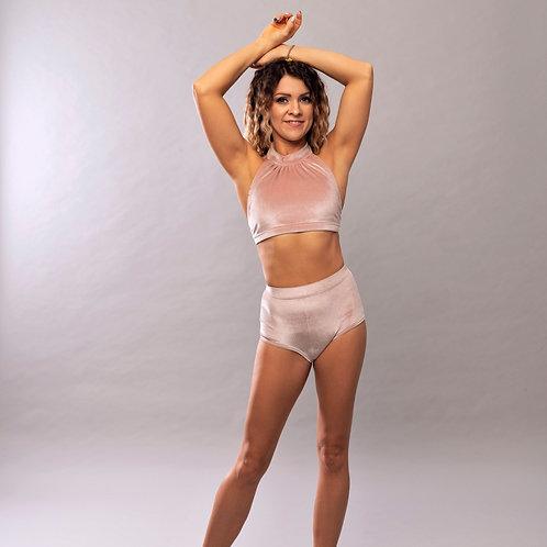 Top Velvet Powder Pink