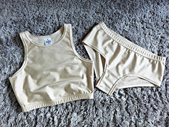 Pole Dance Set Gold, komplet do pole dance, pole dance wear, pole dance top, pole dance shorts, pole dance clothes, pole dance shop, pole dance sklep.jpg
