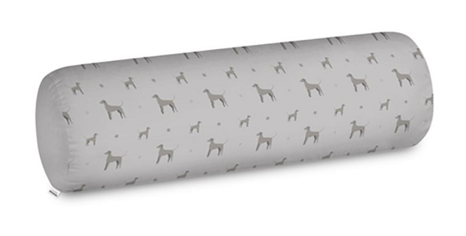 Big Bolster Cushion - Valiant Weimaraners