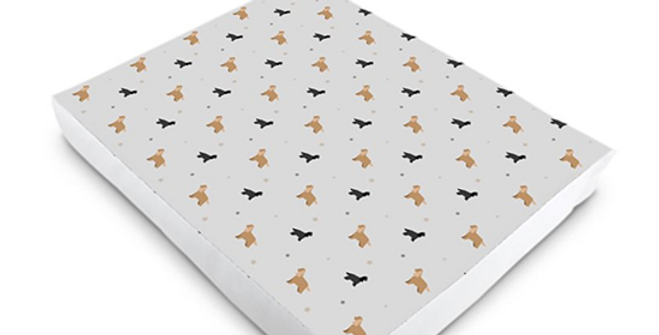 Luxury Dog Bed (M-XL) - Cheeky Cockers