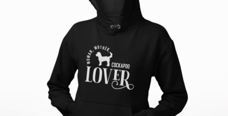 Woman, Mother Cockapoo Lover - Hoodie