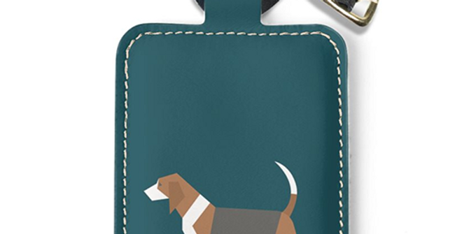 Luggage Tag - Busy Beagles