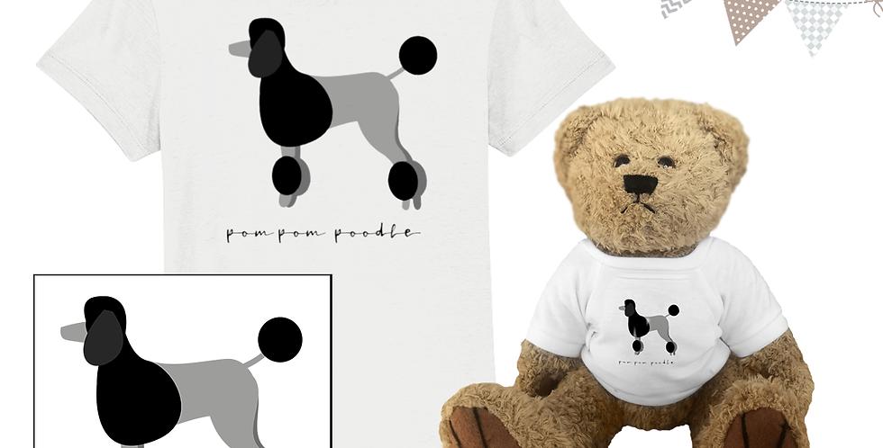 KIDS Teddy & Me - Pom Pom Poodles